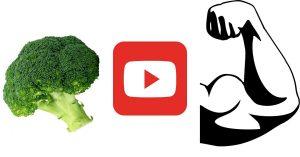 broccoli, youtube, bicep