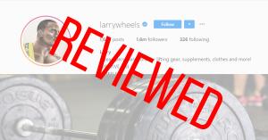 larry wheels instagram
